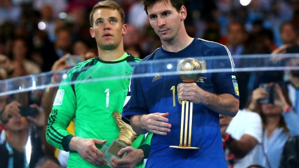 Messi Scored Four and Made One Goal in His Third World Cup Tournament. Image: Fifa via Getty Image.