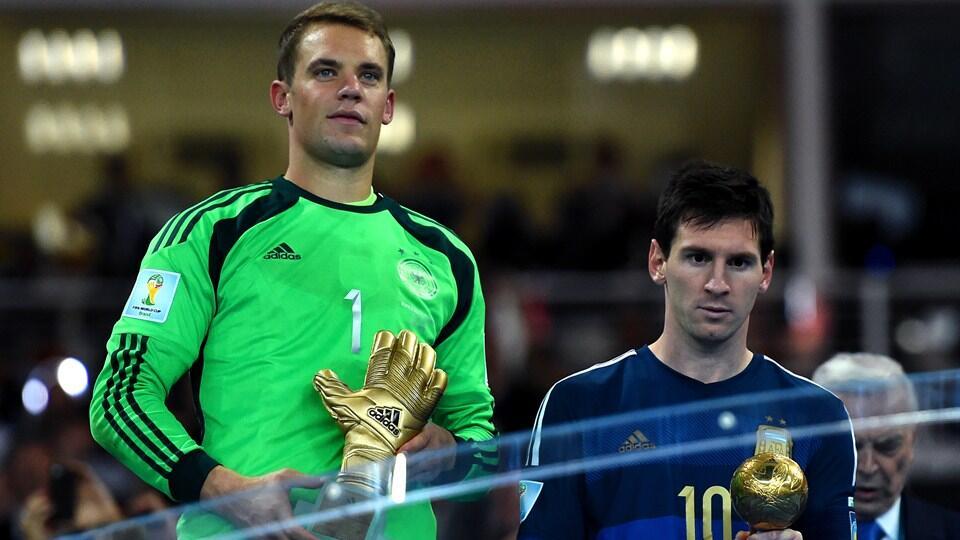 Messi Deserves World Cup Golden Ball, Says Sabella ...  Messi Deserves ...