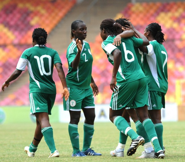 Nigeria Super Falcons to Battle Group A Supremacy With Hosts Namibia in the 2014 AWC Championship.