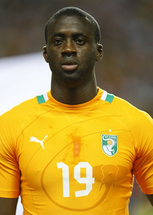 Yaya Toure Claims the African Player of the Year for a Record Fourth Successive Time.