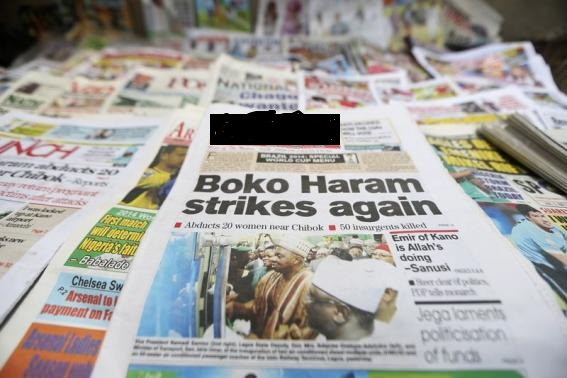 Nigerian Newspaper Headlines Today, 7th March ...