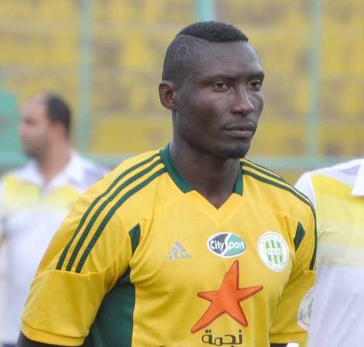 Albert Ebosse Joined JS Kabylie in 2013 and Died August 23, 2014, During an Algerian League Match.