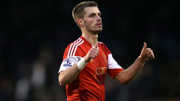 Morgan Schneiderlin Joined Southampton from Strasbourg in June 2008. Image: Getty.