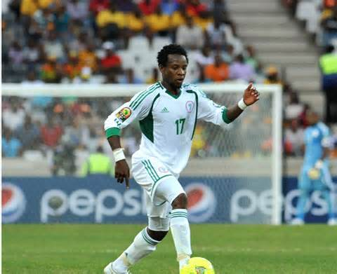 Ogenyi Onazi Played in all of Nigeria's Matches at the Fifa World Cup in Brazil.