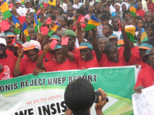 Ogonis-UNEP Reports