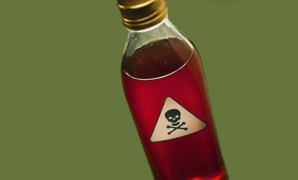 poison-