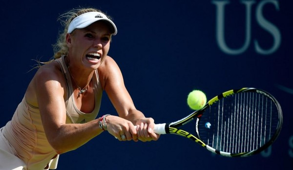 Wozniacki Returns to the US Open Final After Five Years. Image: Getty.