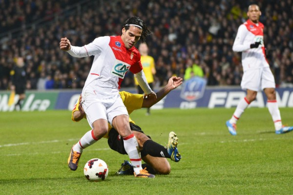 Radamel Falcao Set for Man United Medical on Transfer Deadline Day.