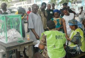INEC-Officals
