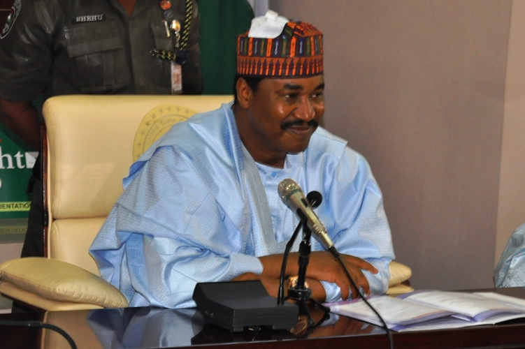 Ibrahim Shema of Katsina State