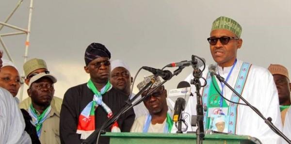 Buhari-Declares