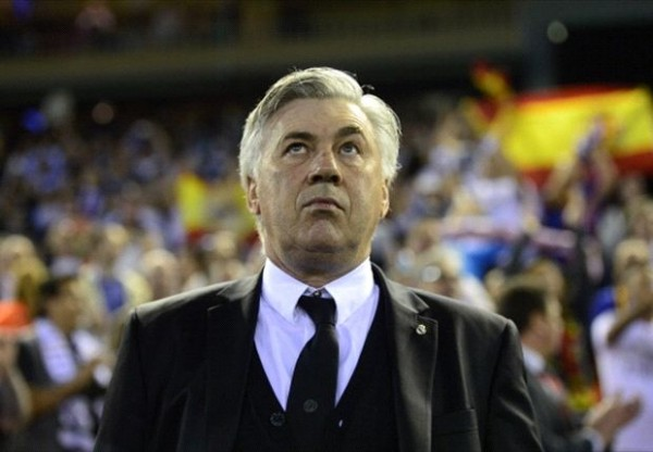 Carlo Ancelotti Says Real Madrid Don't Discuss Prospective Records, Rather Focuses On Opponents.