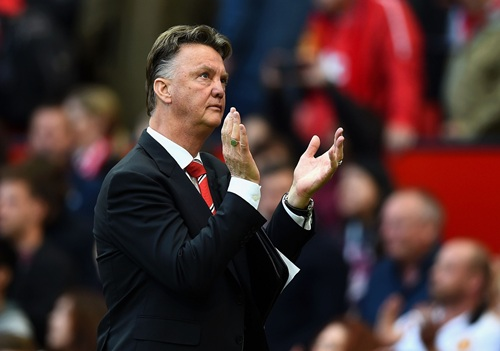 Louis van Gaal Expects United vs Everton to Turn Out an Open Contest Between Two Attack-Minded Teams. Image: Man Utd via Getty.
