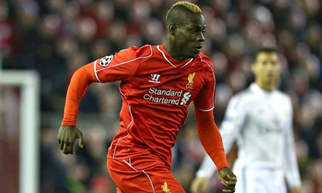 Mario Balotelli Says He Worries Not About Criticisms from Outside Sources. Image: Getty.