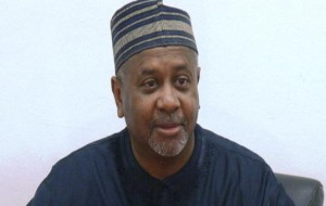 Sambo Dasuki, National Security Adviser