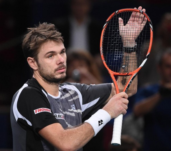 Stanislas Wawrinka Says he is Regaining Confidence Following Three First Round Losses. Image: Getty.