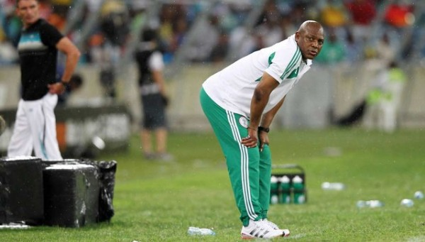 Stephen Keshi Led the Super Eagles to Afcon 2013 Success. Image: BackPagePix via Caf.