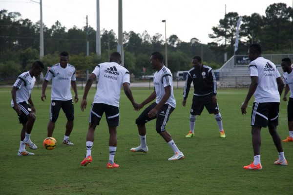 Super Eagles WIll Train in Warri Ahead of Congo- NFF.