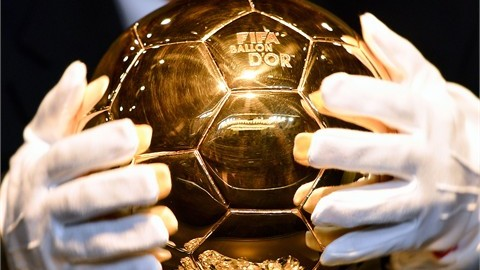 The Fifa Ballon d'Or: Cristiano Ronaldo is the Holder of the 2013 Award.