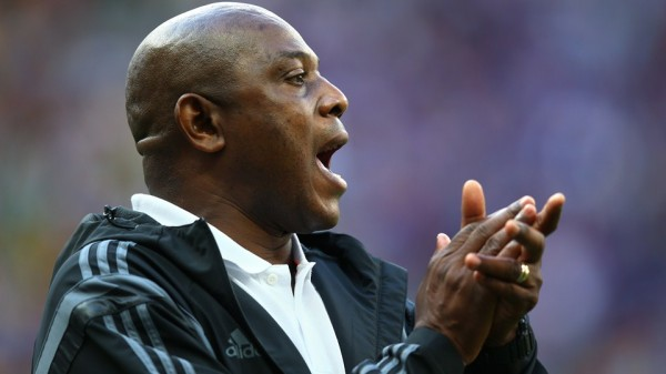 Jonathan Ordered that Keshi be Reinstated as Head Coach of the Super Eagles. Image: Getty.