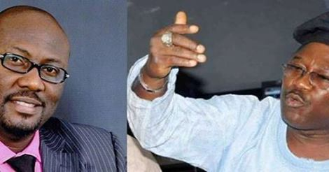 Dino Melaye-Smart Adeyemi
