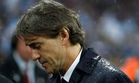 Mancini is on the frontline to replace Rodgers