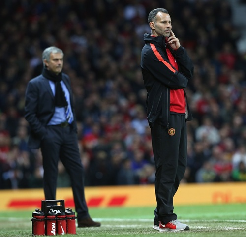 Ryan Giggs Says Jose Mourinho's Side are Much Better than the Rests in the Premier League. Image: Getty.