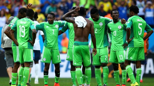 Nigeria Will Not Be Defending Afcon Title in Equatorial Guinea. Image: Getty.
