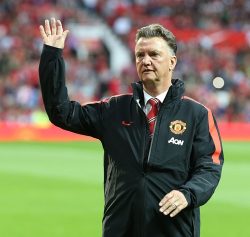 Louis Van Gaal Wants a Personal Hearing After FA Disrepute Charge. Image: Getty.