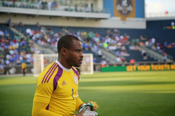 Vincent Enyeama in Contention for the BBC Footballer of the Year 2014 Award.