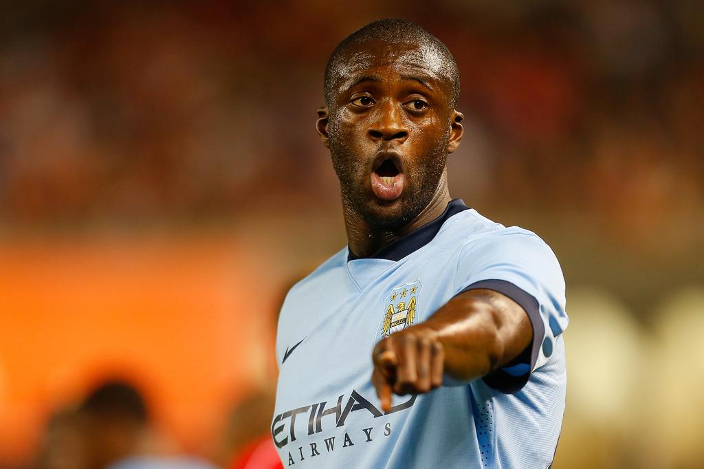 Yaya Toure City