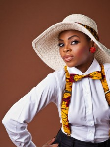 Chidinma says she can't marry a fellow entertainer
