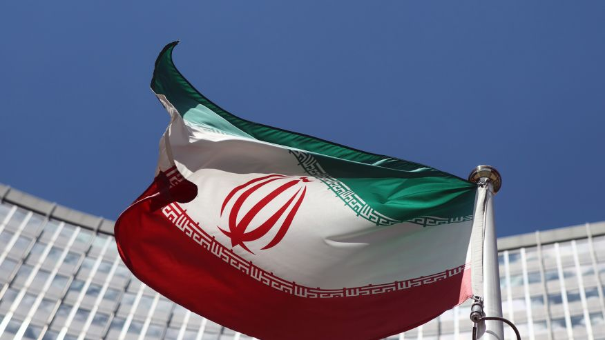 iran flag at UN nov 2014