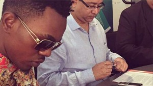 Patoranking Gets His First Endorsement Deal Worth N17.5 million