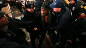 Police Arrests More Than 200 In New York City Protest