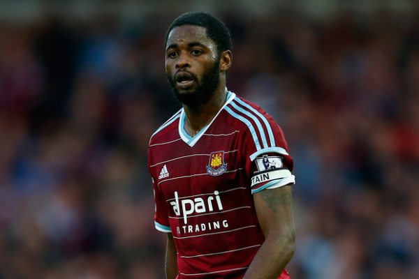 Alex Song Will Face Arsenal on Sunday in a Premier League Clash. Image: Getty.