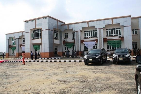 Federal High Court complex, Asaba