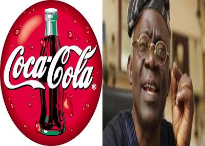 Femi Falana-Coca Cola