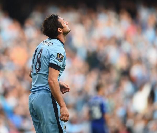 Frank Lampard Has Scored 4 Premier League Goals So Far This Season. Image: Getty.