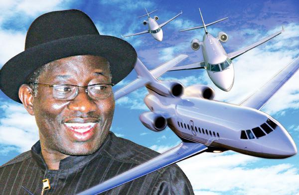 Jonathan and jets