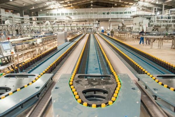Kasapreko factory in Ghana