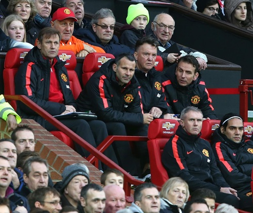 Louis van Gaal Has Enjoyed Backing from Manchester United Hierarchy Since Taking Over the Reins at Old Trafford. Image: Man Utd via Getty.