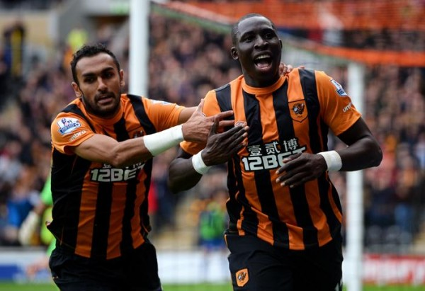 Mo Diame Still A Long Way from Recovering from Knee Problems. Image: Getty.