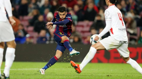 Barca are Through to the Last 16 of the Copa del Rey. Image: Getty.