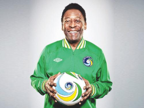 Pele Doing Well After Urinary Infection.