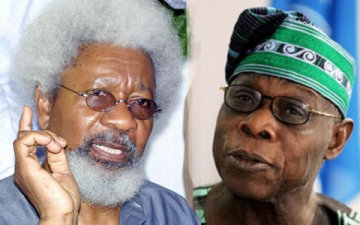 Don't ignore Obasanjo's message – Soyinka to FG