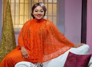 Mercy Aigbe Dazzles In New Photos, Reveals What Fashion Means To Her