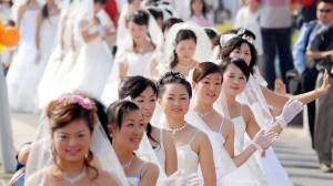 CHINA MASS WEDDING