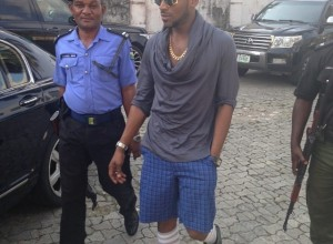 Checkout D'banj In This New Outfit. Crazy Or Cool???