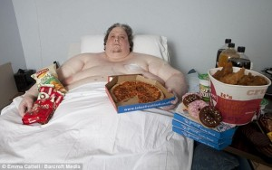 World's Fattest Man Weighing 444 Kg Dies At Age 44